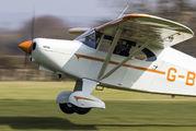 G-BAMR - Private Piper PA-16 Clipper aircraft