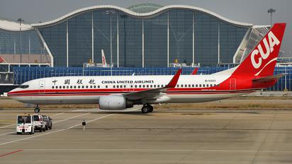 B-5323 - China United Airlines Boeing 737-800