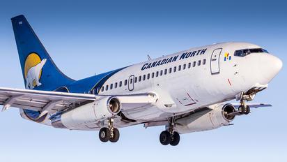 C-GCNV - Canadian North Boeing 737-200