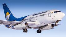 C-GCNV - Canadian North Boeing 737-200 aircraft