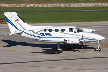 OK-PRA - Private Cessna 414