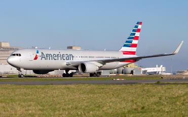N348AN - American Airlines Boeing 767-300ER
