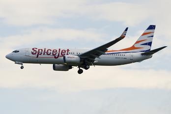 OK-TSA - SpiceJet Boeing 737-800