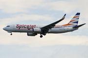 OK-TSA - SpiceJet Boeing 737-800 aircraft
