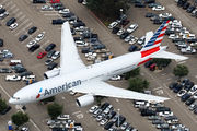 N766AN - American Airlines Boeing 777-200ER aircraft