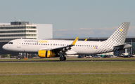 EC-LVV - Vueling Airlines Airbus A320 aircraft