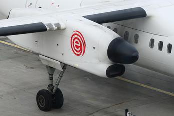 SP-EQD - euroLOT de Havilland Canada DHC-8-400Q Dash 8
