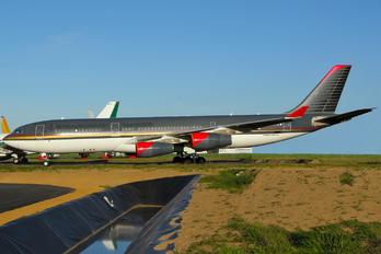 JY-AIB - Royal Jordanian Airbus A340-200