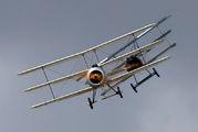 G-BWRA - Private Sopwith Triplane aircraft