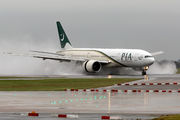 AP-BGY - PIA - Pakistan International Airlines Boeing 777-200LR aircraft