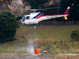 EC-LBU - INAER Aerospatiale AS350 Ecureuil / Squirrel aircraft