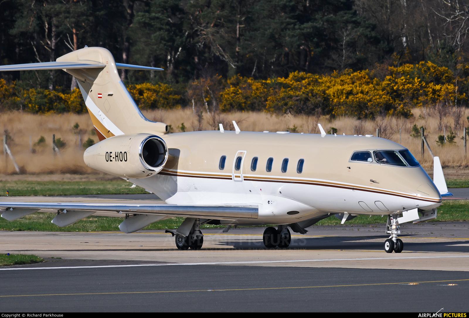 Avcon Jet OE-HOO aircraft at Farnborough