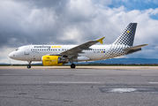 EC-JXV - Vueling Airlines Airbus A319 aircraft