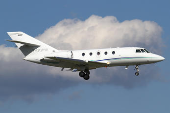 F-GOPM - Private Dassault Falcon 20