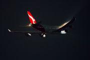 - - QANTAS Boeing 747-400 aircraft