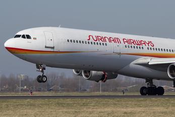 PZ-TCP - Surinam Airways Airbus A340-300