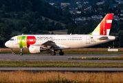 CS-TTL - TAP Portugal Airbus A319 aircraft