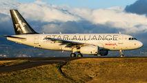 N524TA - Avianca Airbus A319 aircraft