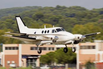 OO-LAD - Private Beechcraft 65 Queen Air