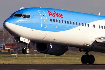 PH-TFF - Arke/Arkefly Boeing 737-800