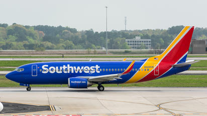 N369SW - Southwest Airlines Boeing 737-300