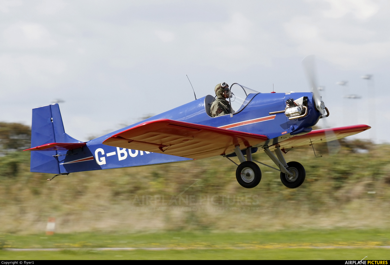 Private G-BUKH aircraft at Brighton - Shoreham