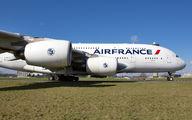 F-HPJH - Air France Airbus A380 aircraft