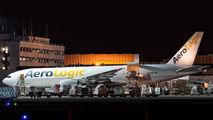 D-AALF - AeroLogic Boeing 777F aircraft