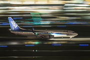 JA55AN - ANA - All Nippon Airways Boeing 737-800 aircraft