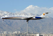 EP-TBE - Taban Airlines McDonnell Douglas MD-88 aircraft
