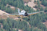 ZK-TBE - Private Grumman TBM-3 Avenger aircraft