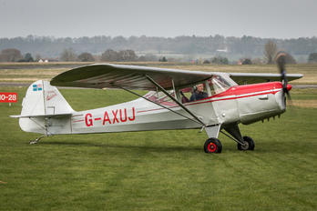 G-AXUJ - Private Auster 5J1 Autocrat