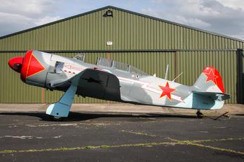 G-BTUB - Private LET C-11