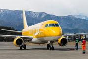 JA07FJ - Fuji Dream Airlines Embraer ERJ-175 (170-200) aircraft