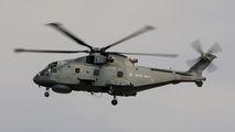 ZH841 - Royal Navy Agusta Westland AW101 111 Merlin HM.1 aircraft