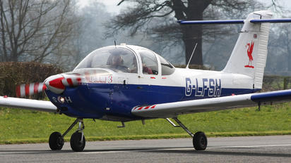 G-LFSH - Liverpool Flying School Piper PA-38 Tomahawk