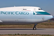 B-LJI - Cathay Pacific Cargo Boeing 747-8F aircraft