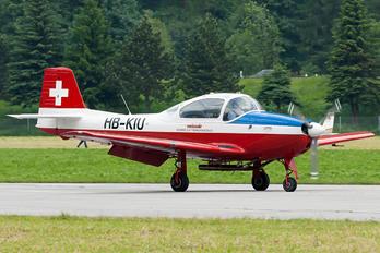 HB-KIU - Private Focke-Wulf FwP-149D