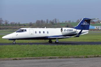 D-CGBR - Jet Executive Learjet 55