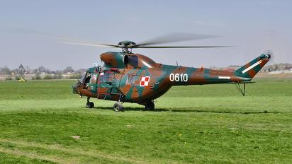 0610 - Poland - Army PZL W-3 Sokół