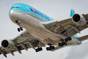 HL7619 - Korean Air Airbus A380 aircraft