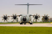 ZM402 - Royal Air Force Airbus A400M aircraft