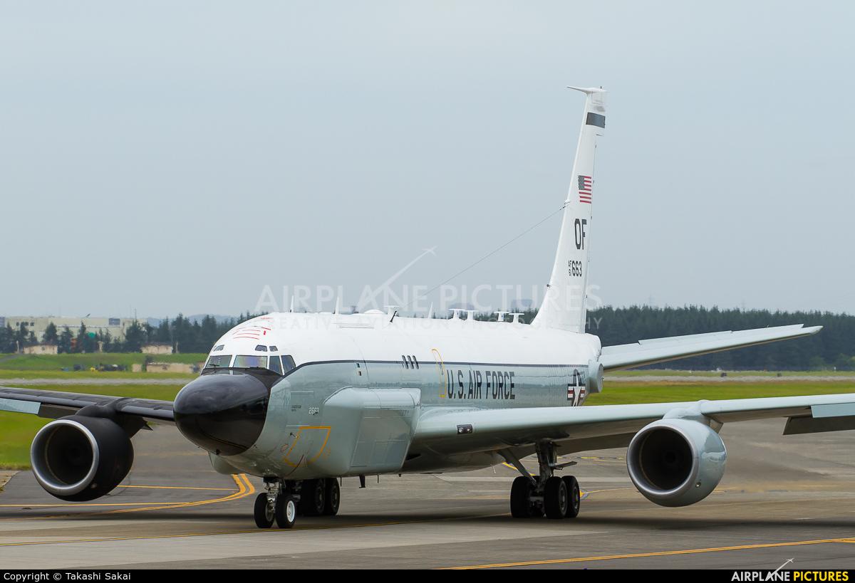 USA - Air Force 61-2663 aircraft at Yokota AB
