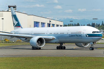B-KQX - Cathay Pacific Boeing 777-300ER