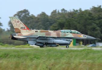 459 - Israel - Defence Force Lockheed Martin F-16I Sufa