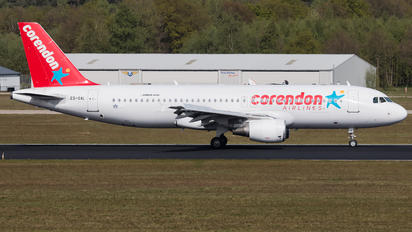 ES-SAL - Corendon Airlines Airbus A320