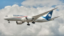 N961AM - Aeromexico Boeing 787-8 Dreamliner aircraft
