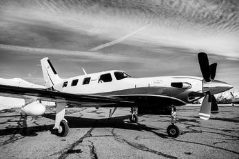 N813S - Private Piper PA-46 Malibu Meridian / Jetprop DLX