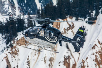 F-HMBH - Mont Blanc Helicopteres Eurocopter EC135 (all models)
