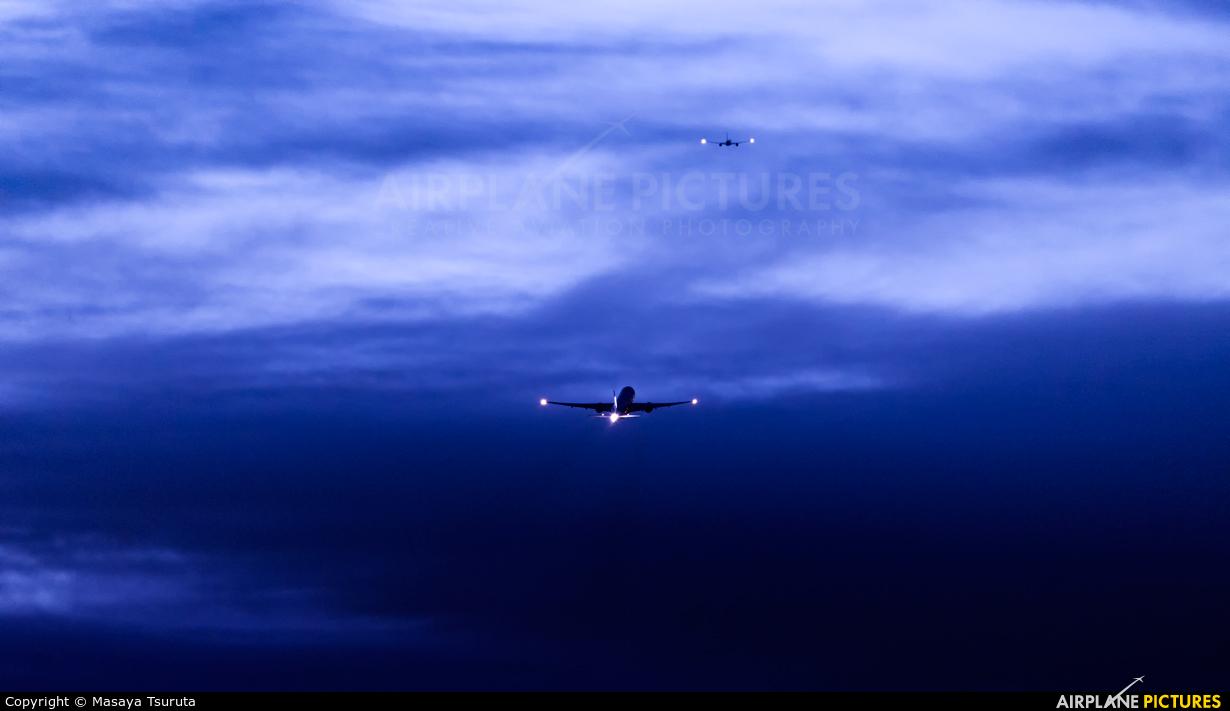 ANA - All Nippon Airways - aircraft at Tokyo - Narita Intl